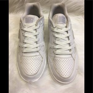 Nike son Of force mens white Athletic shoe